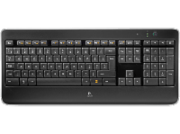 LOGITECH K800, Tastatur