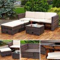 Lounge Gartenset
