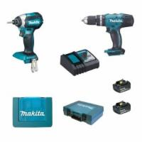 Makita Set DHP453 +