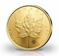 Maple Leaf Gold 1 oz