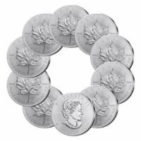 Maple Leaf Silber 1 oz