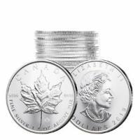 Maple Leaf Silber 1 oz