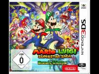 Mario & Luigi: Super Star