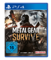 Metal Gear Survive -