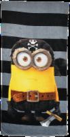 Minions Pirat Badetuch