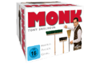 Monk - Staffel 1-8 [DVD]