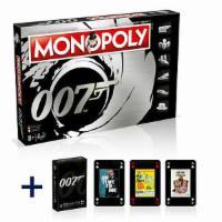 Monopoly James Bond 007