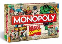 Monopoly - MARVEL COMICS
