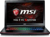 MSI GE72VR-6RF161 - Intel