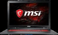 MSI GV72VR 7RF, Gaming