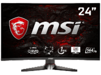 MSI Optix MAG24C 23.6