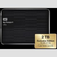 My Passport´ Ultra 2 TB