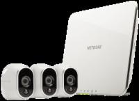 NETGEAR 3-HD-Kamera-Siche