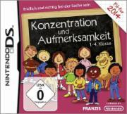 Nintendo DS Konzentration