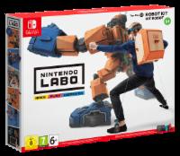 Nintendo Labo - 02 Robo