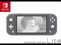 NINTENDO Switch Lite Grau