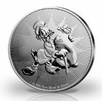 Niue 1 Unze Silbermünze