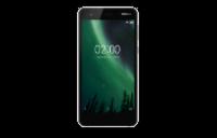 NOKIA 2 8 GB Schwarz Dual