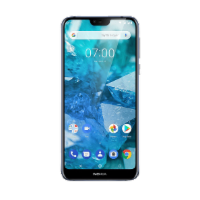 NOKIA 7.1, Smartphone, 32