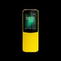NOKIA 8110 4G Handy Gelb