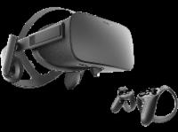 OCULUS Rift Virtual