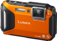 PANASONIC Lumix DMC-FT 5