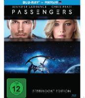 Passengers auf Blu-ray