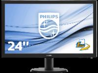 PHILIPS 243V5LHSB Full-HD