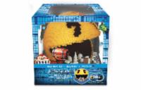 Pixels Pacman Cityscape