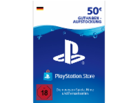 PlayStation Live Cards 50