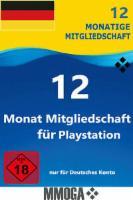 Playstation Plus 12