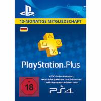 PlayStation Plus Card 12
