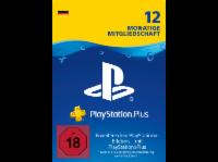 PlayStation Plus Card 12