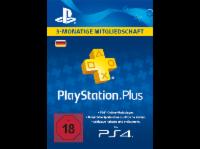 PlayStation Plus Card 3