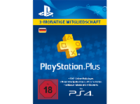 PlayStation Plus Card 3