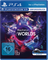 PlayStationVR Worlds -