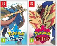 Pokemon Schild + Schwert