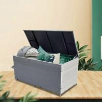 Poly Rattan Auflagenbox