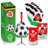 POPCORNLOOP Fussball-Set