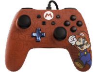 POWER A Mario Core Wired