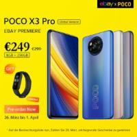 Pre-order POCO X3 Pro 8GB