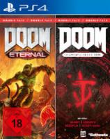 PS4 DOOM DOUBLE PACK -