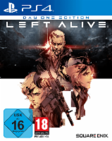 PS4 Left Alive Day One