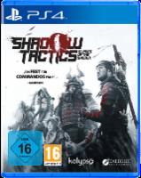 PS4 Shadow Tactics: