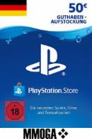 PSN 50 EURO PlayStation