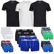 Puma 4er Pack T-Shirts