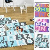 Puzzlematte Kinderteppich