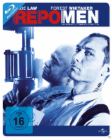 Repo Men Action Blu-ray