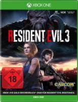Resident Evil 3 - [Xbox