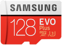 SAMSUNG Evo Plus, 128 GB
